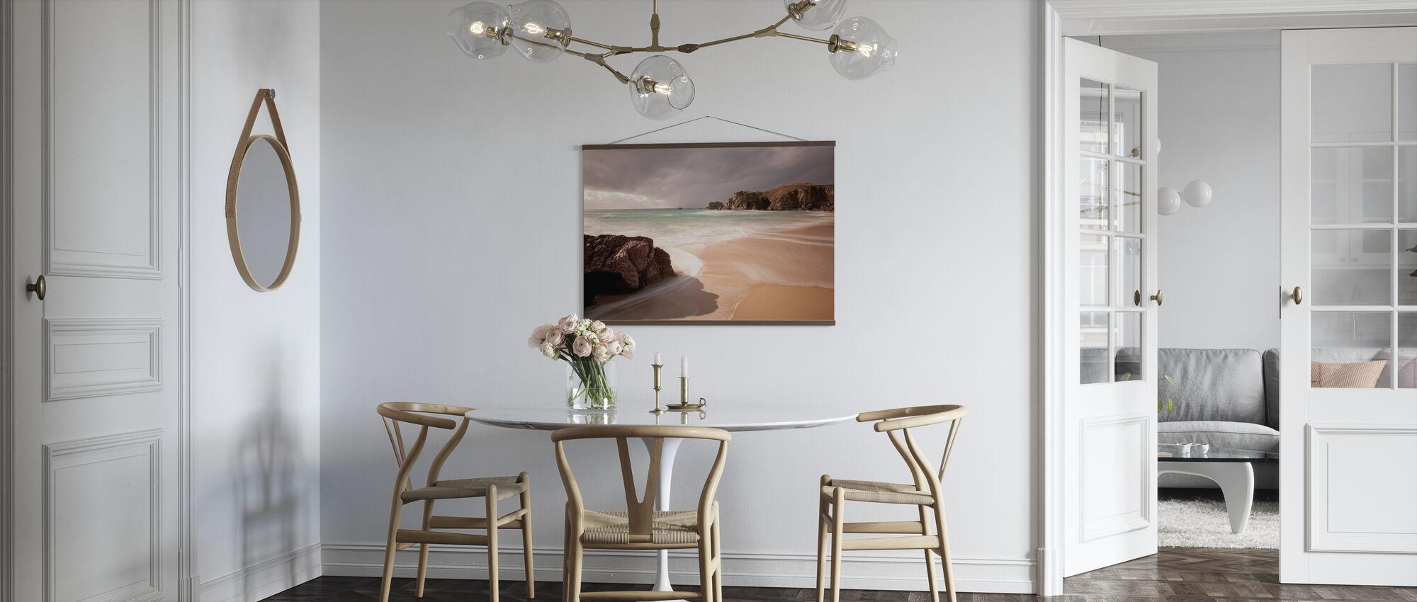 Island Farben - Poster - Küchen