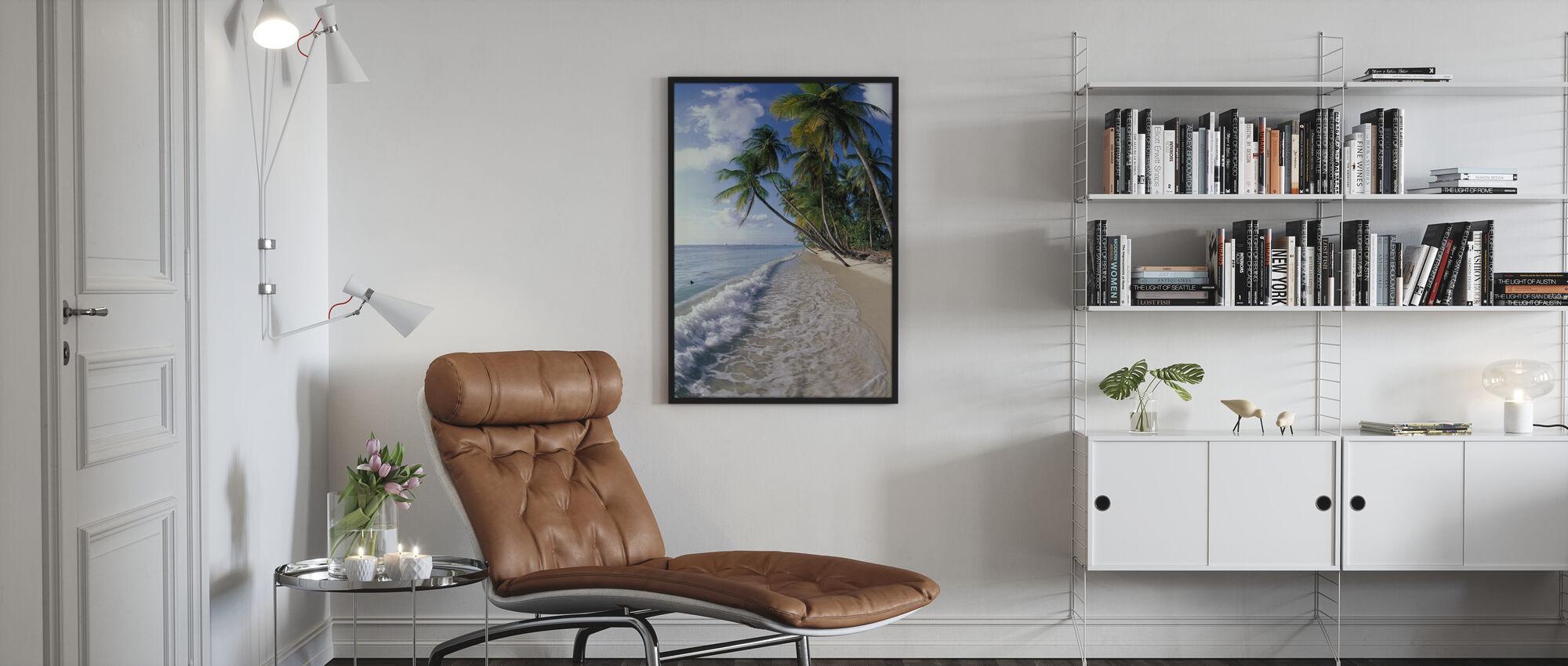 Tropische Küste - Poster - Wohnzimmer