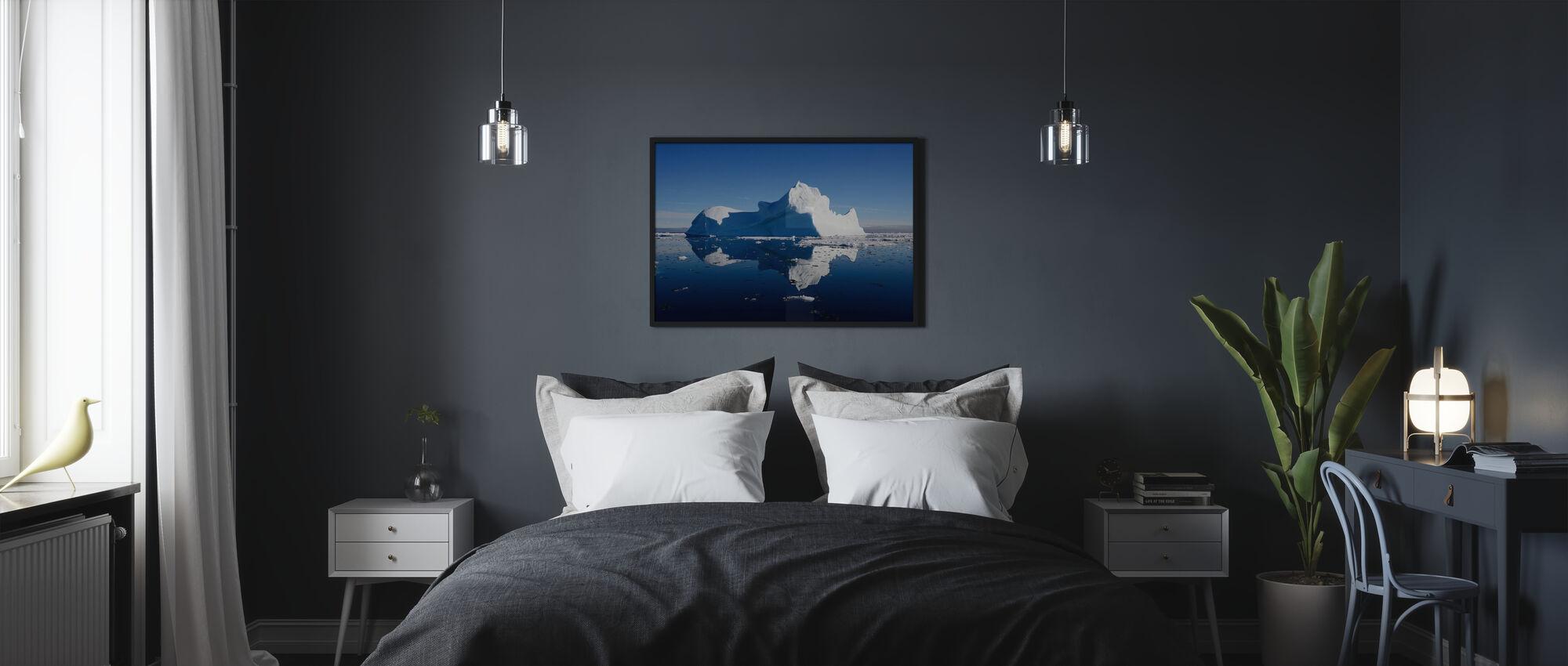Iceberg - Framed print - Bedroom