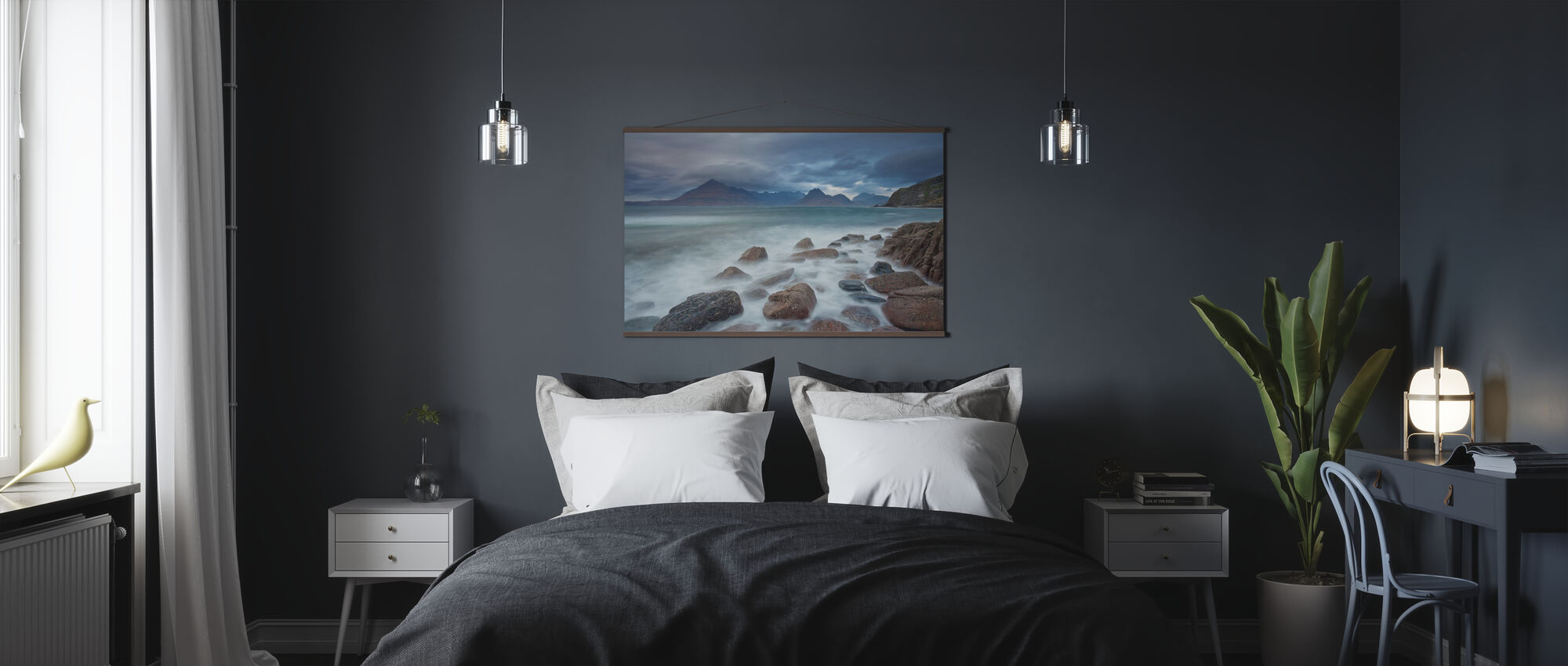Isle of Skye - Poster - Bedroom