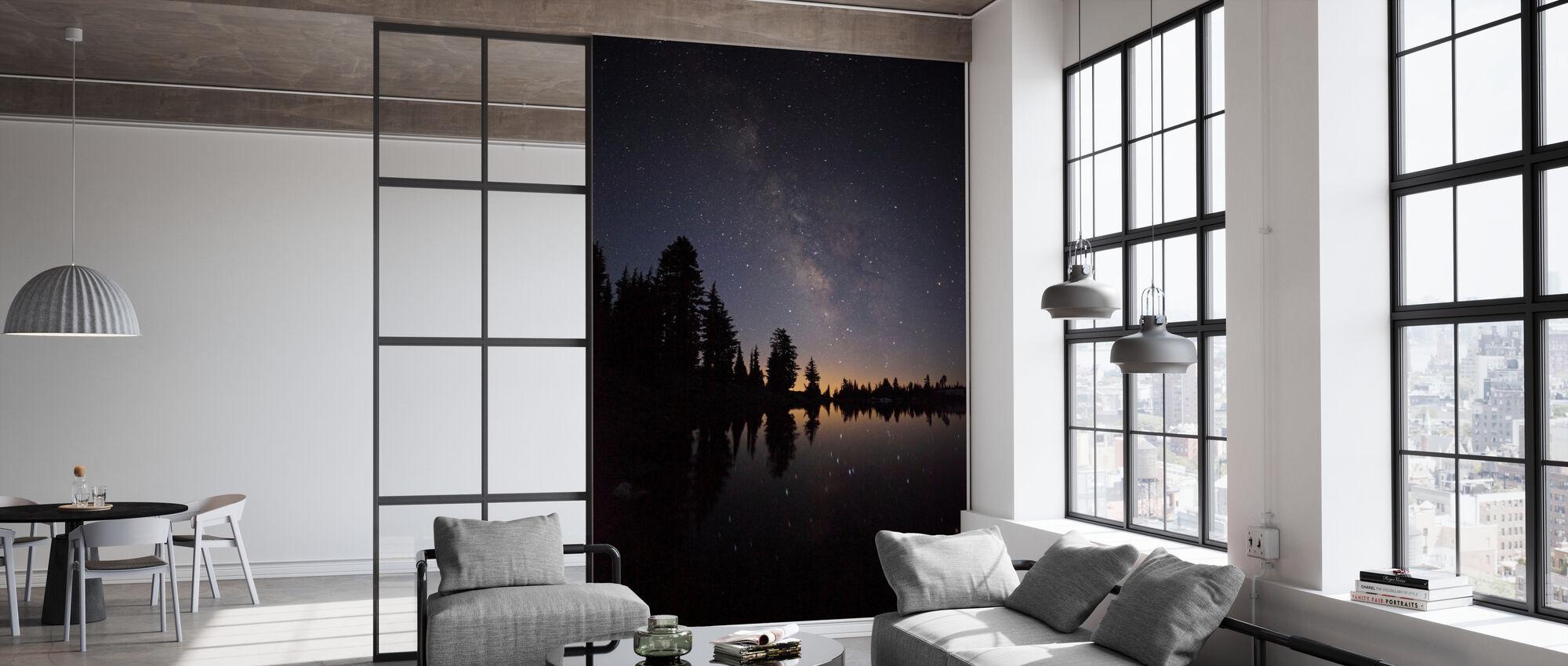 Star Lake - Wallpaper - Office