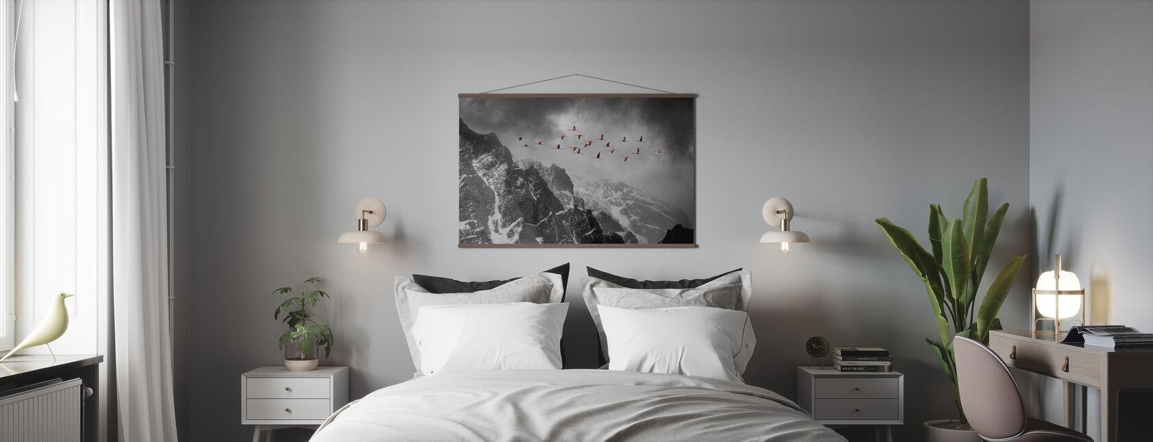 Lunga strada da casa - Poster - Camera da letto