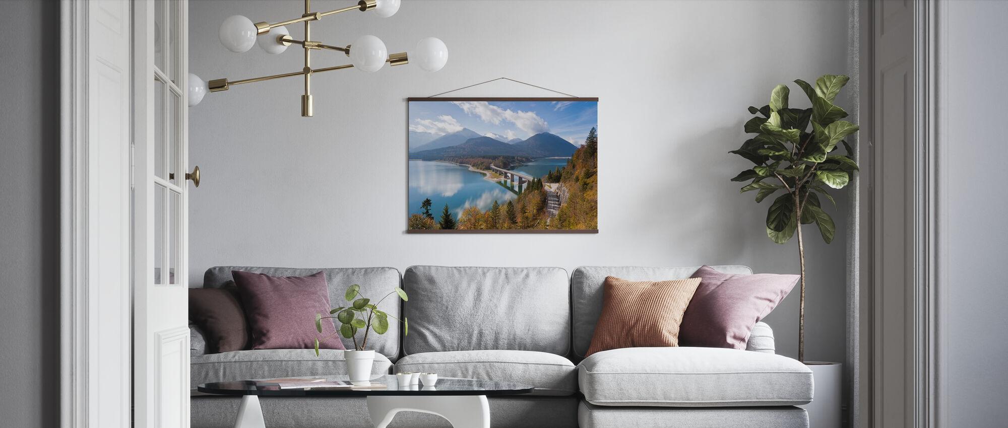 Bavaria - Poster - Wohnzimmer