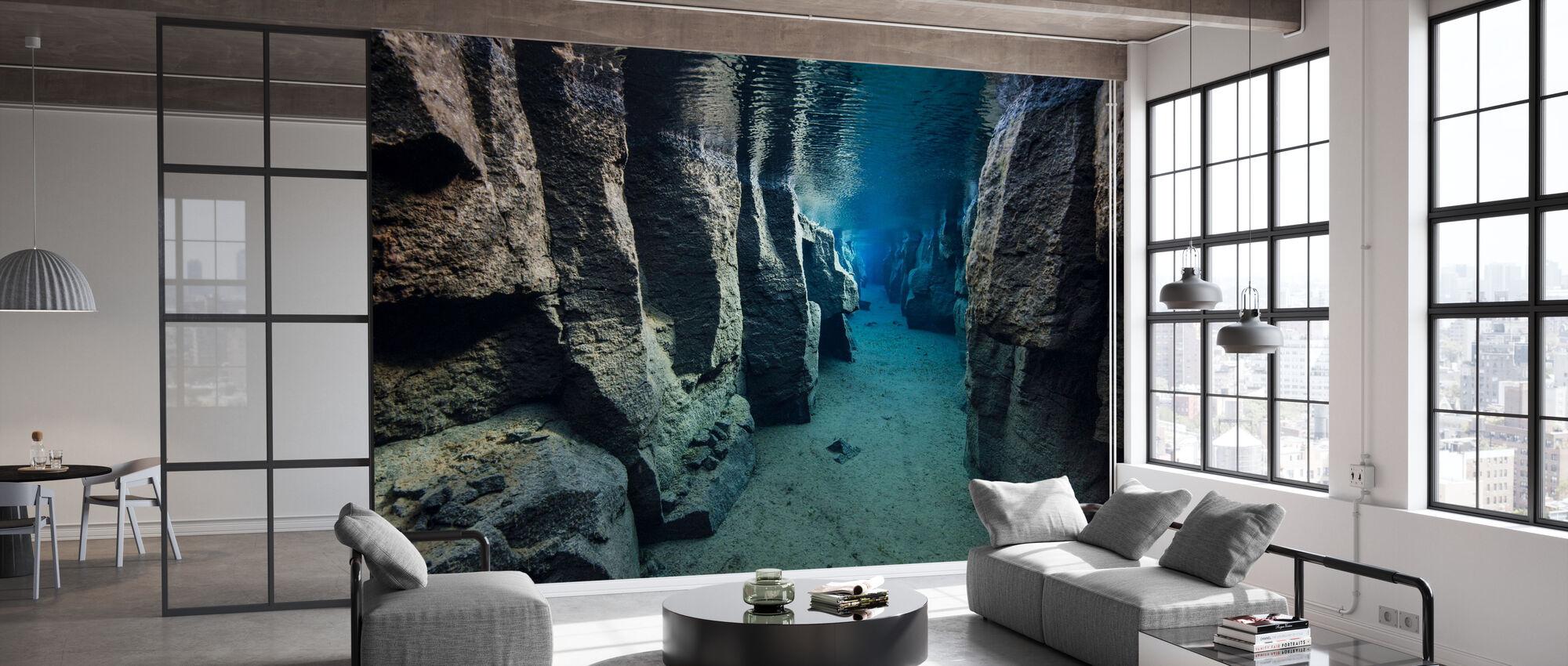 Rift Valley - Wallpaper - Office
