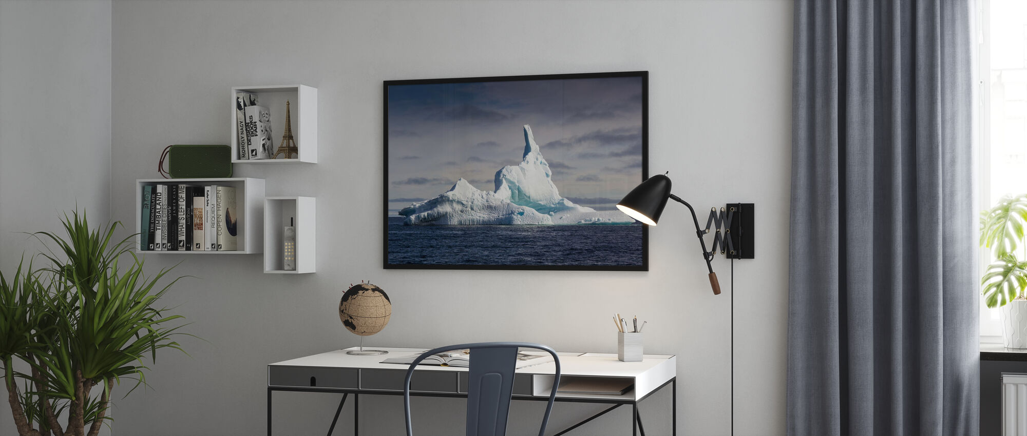 Ice Formation - Poster - Office