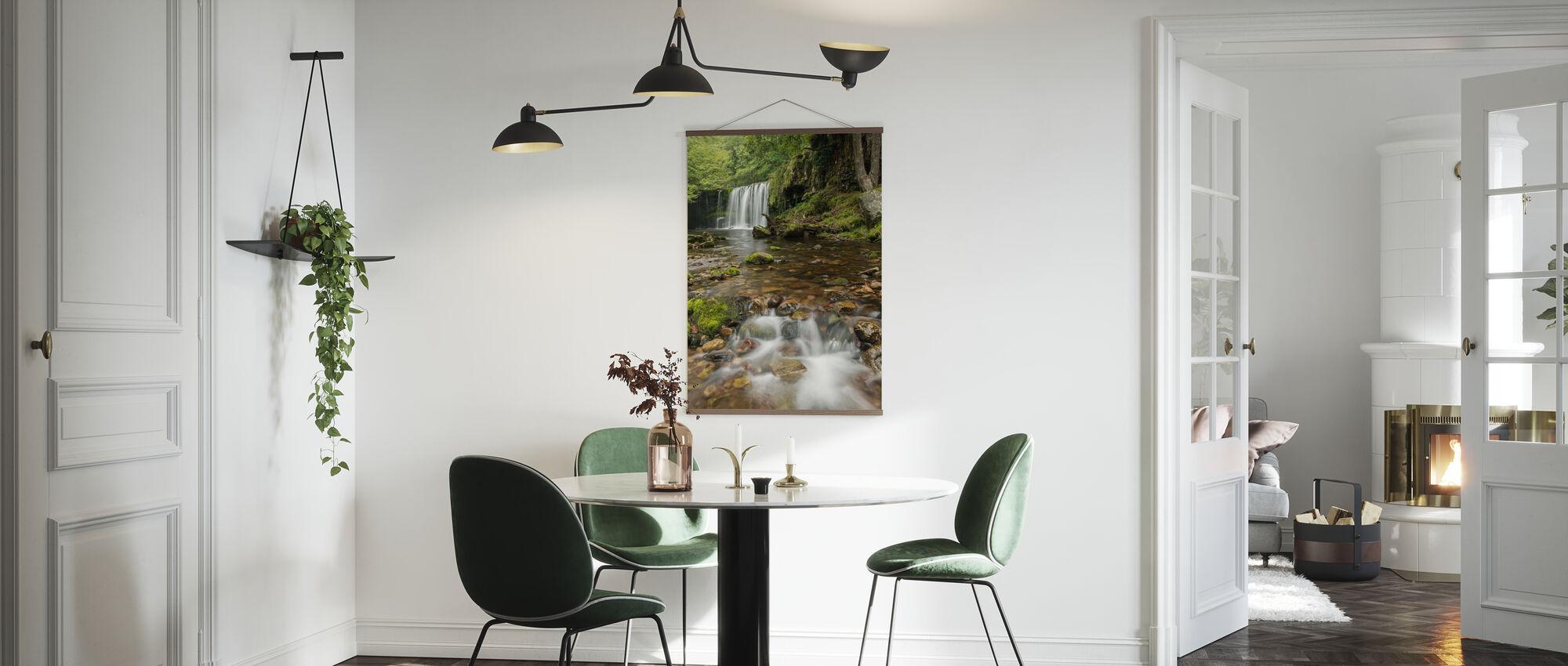 Clear Water Stream - Poster - Kitchen
