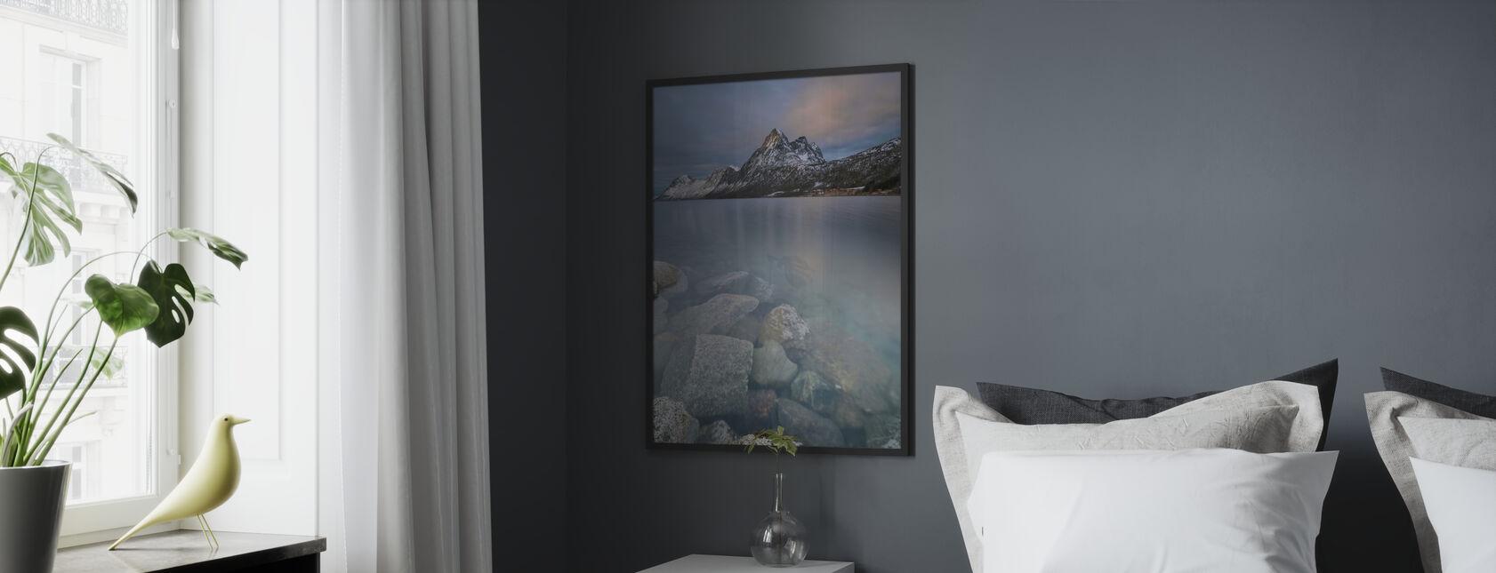 Senja-eiland - Poster - Slaapkamer