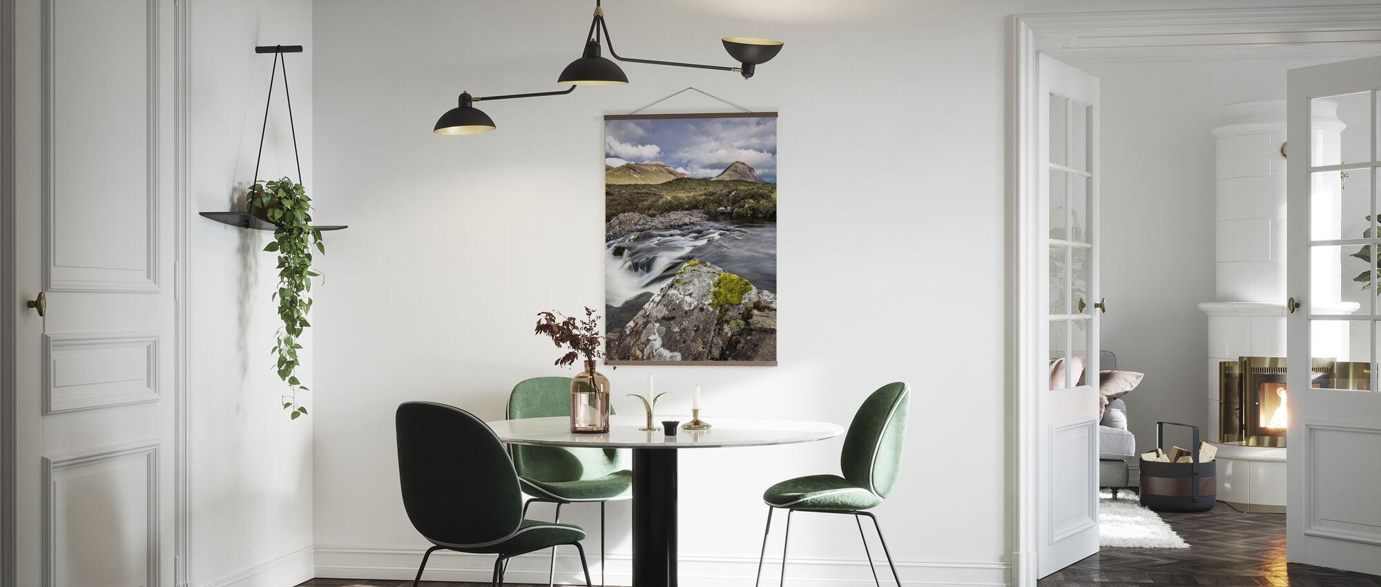 Beautiful Landscape, Isle of Skye - Schottland - Poster - Küchen