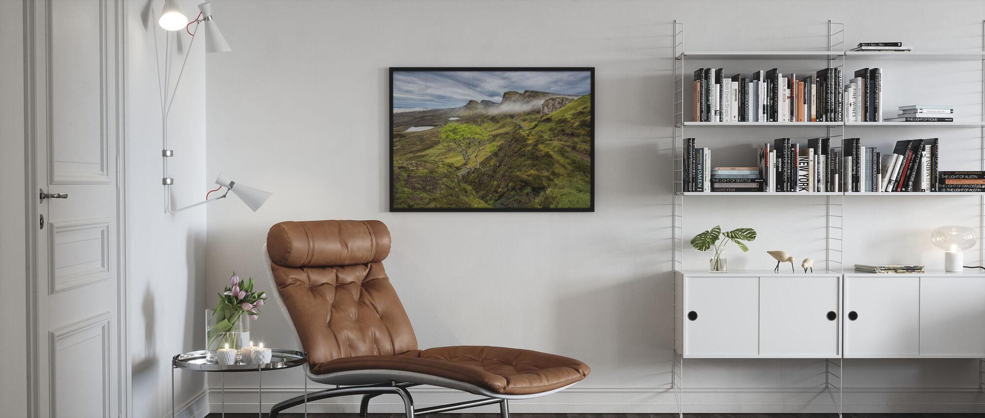 Quirang, Isle of Skye - Scotland - Poster - Living Room