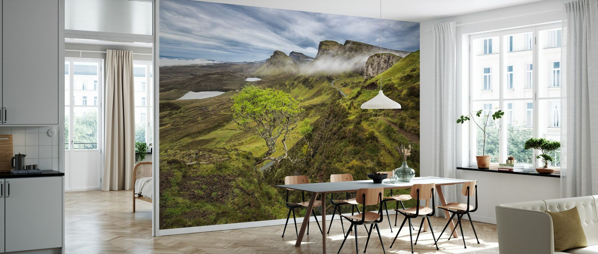 Quirang, Isle of Skye - Scotland - Wallpaper - Kitchen