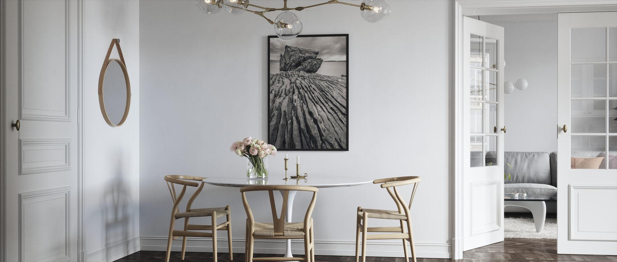 Elgol, Isle of Skye - Scotland - Framed print - Kitchen