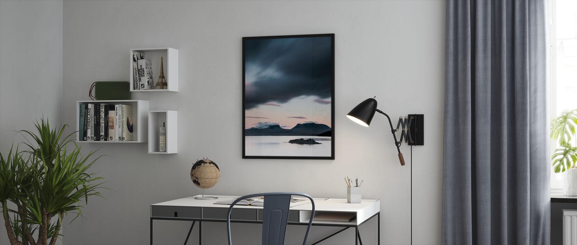 Lapporten & Torneträsk - Sweden - Poster - Office