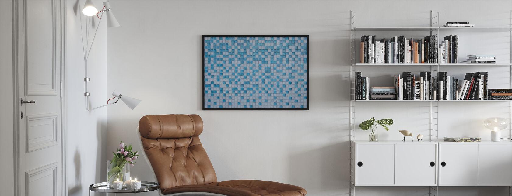Miami Mosaik - Plakat - Stue