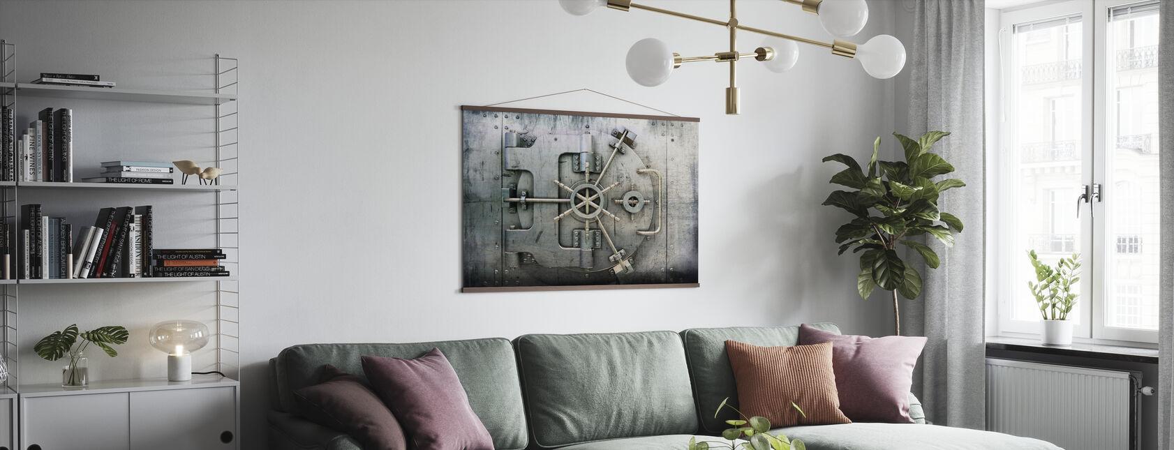 Vault - Poster - Living Room