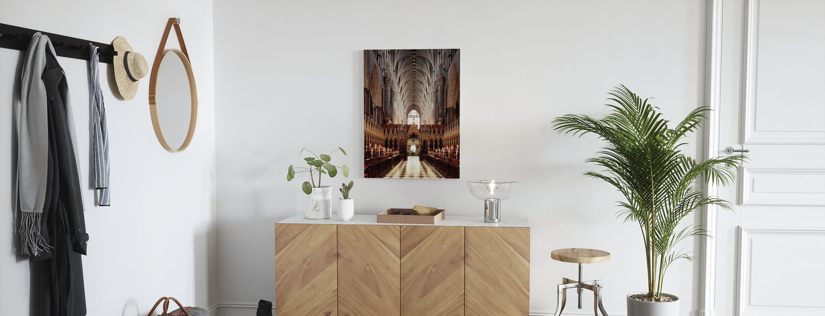 Westminister Abbey - Canvas print - Gang