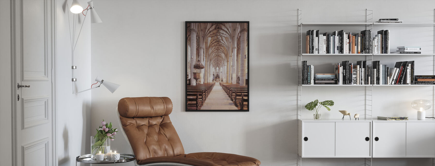 Gmuender Münster - Plakat - Stue