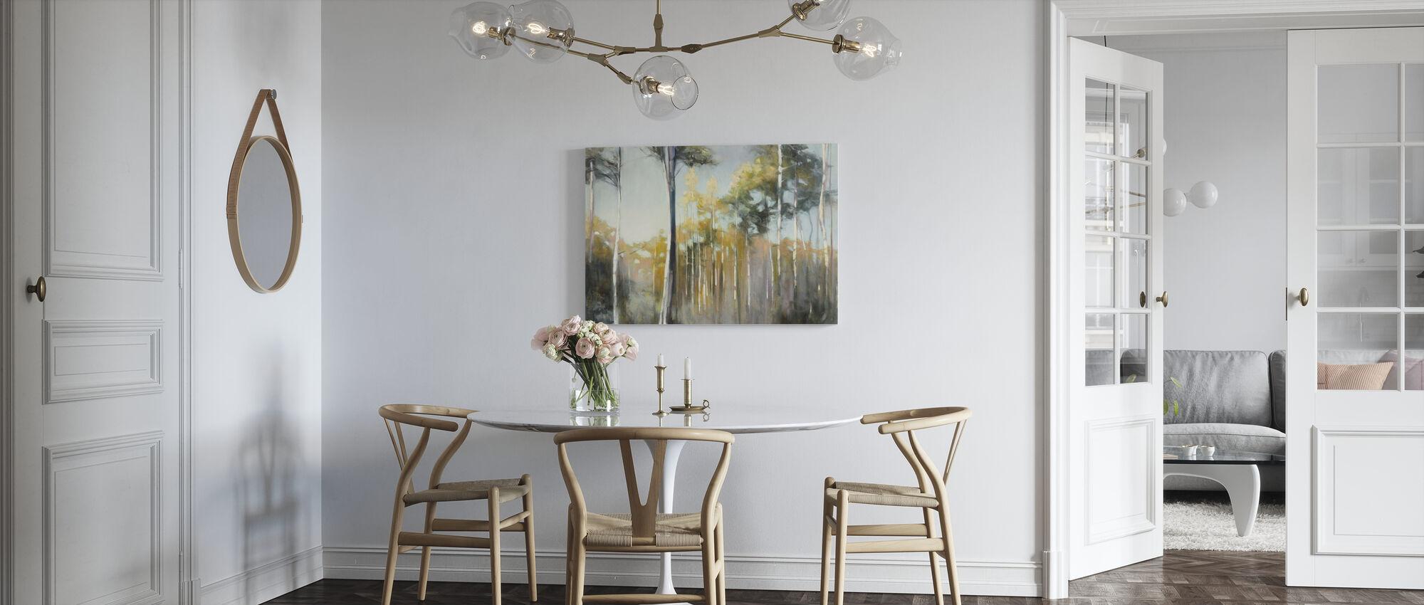 Aspen Reverie - Canvas print - Kitchen