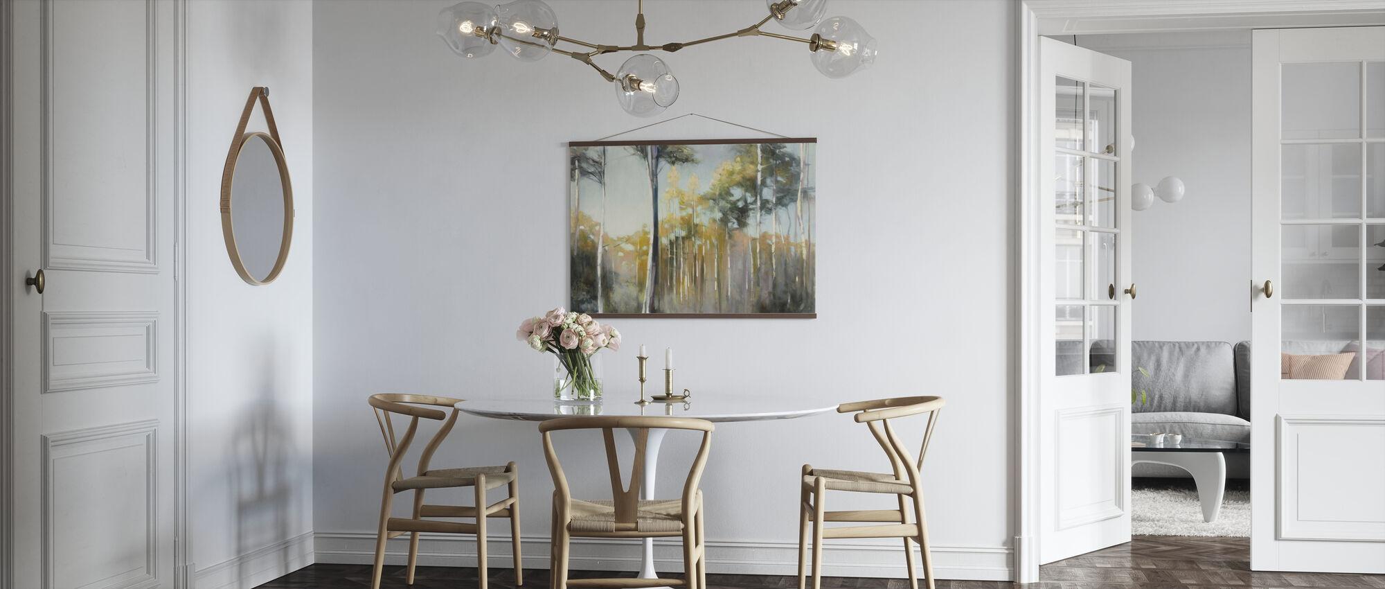 Aspen Reverie - Poster - Kitchen