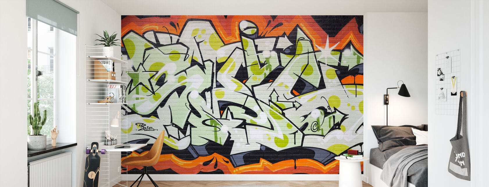 Skil - Wallpaper - Kids Room