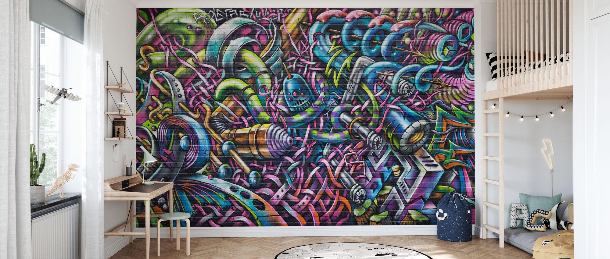 RolfCarlWerner - Wallpaper - Kids Room