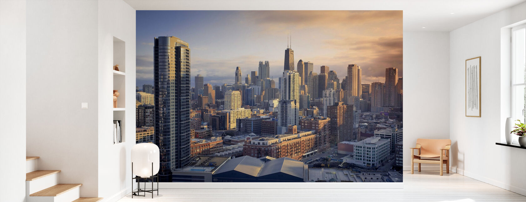 Chicago symfoni - Tapet - Entré