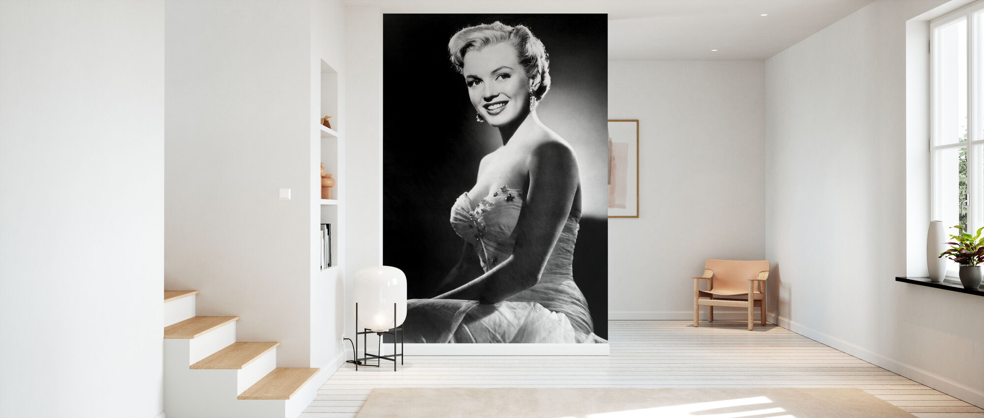 All about Eve - Wallpaper - Hallway