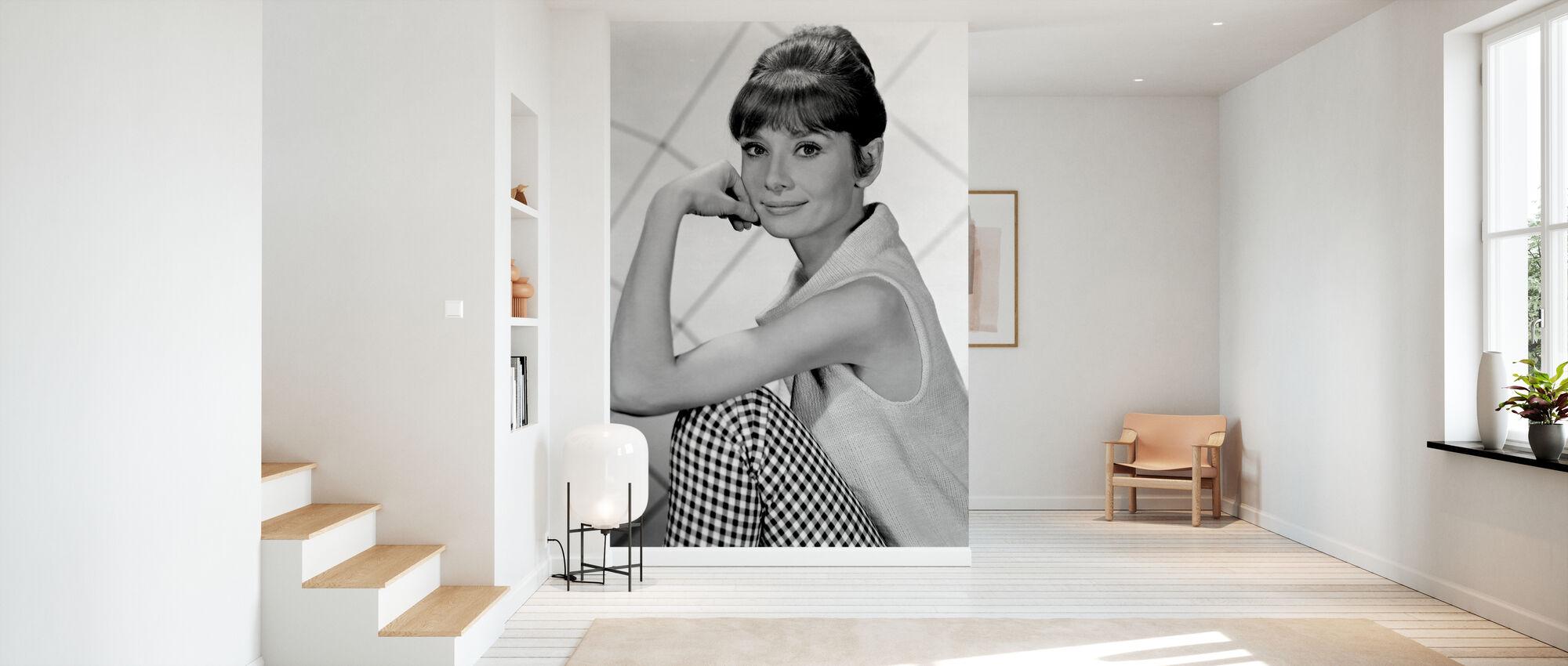Aud 1960 - Wallpaper - Hallway