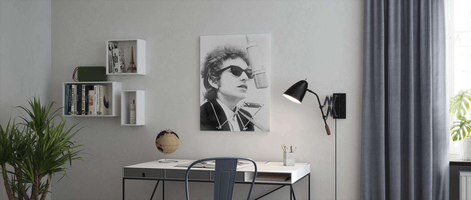 Blind Boy Grunt - Canvas print - Office