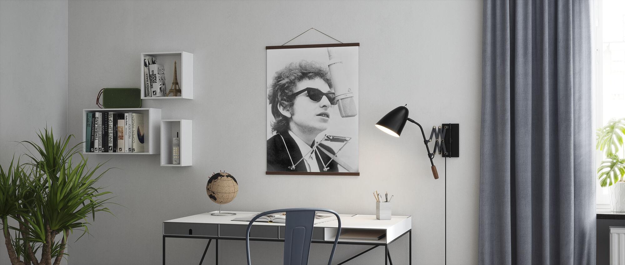 Blind Boy Grunt - Poster - Office