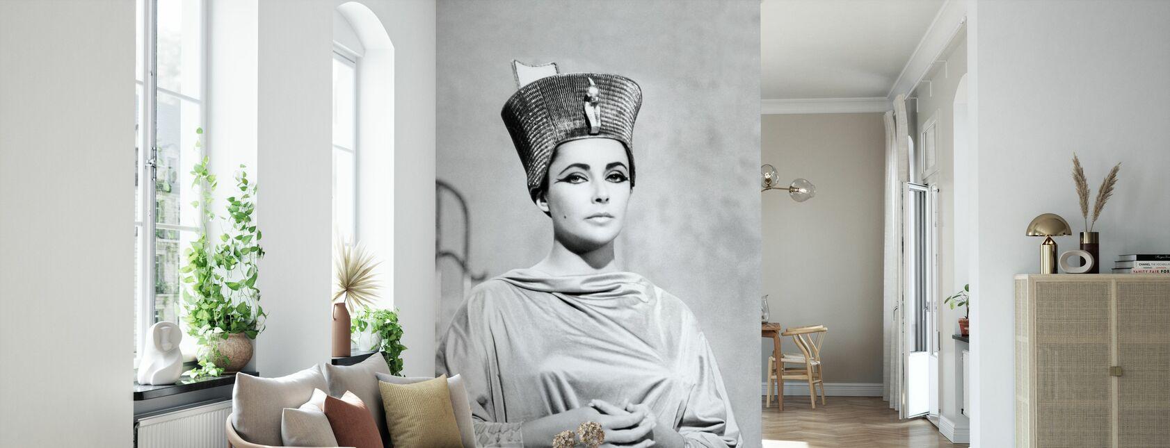 Kleopatran - Tapetti - Olohuone