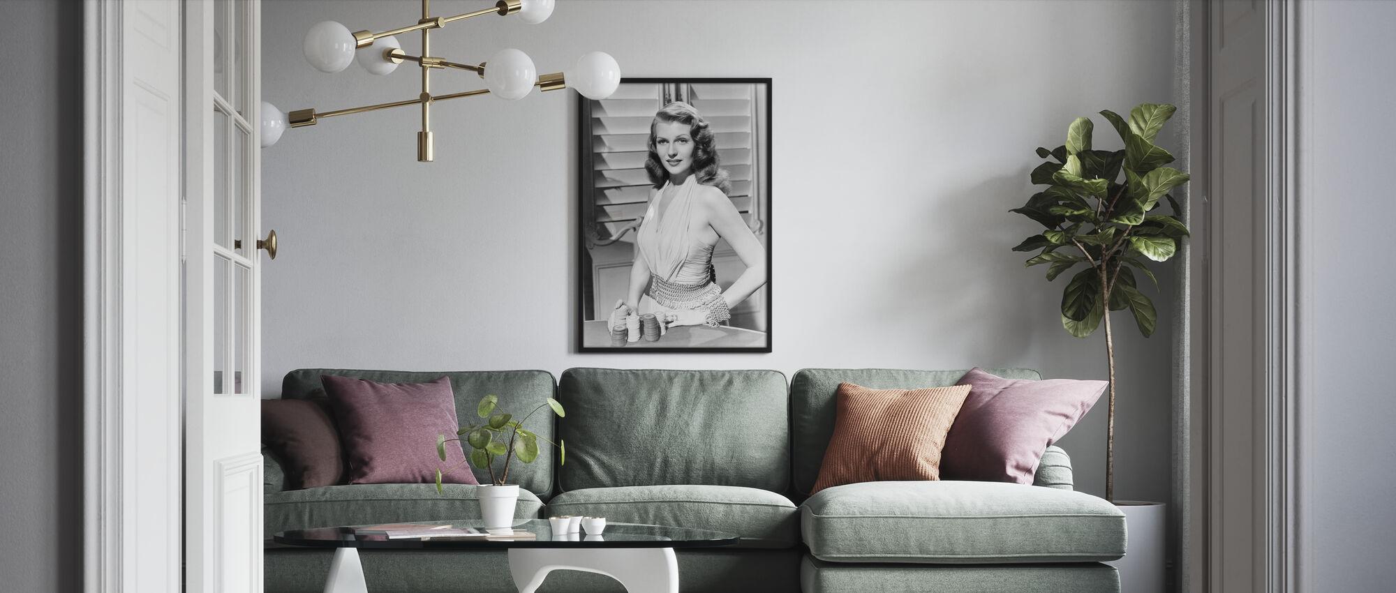 Gilda. - Ja - Poster - Woonkamer