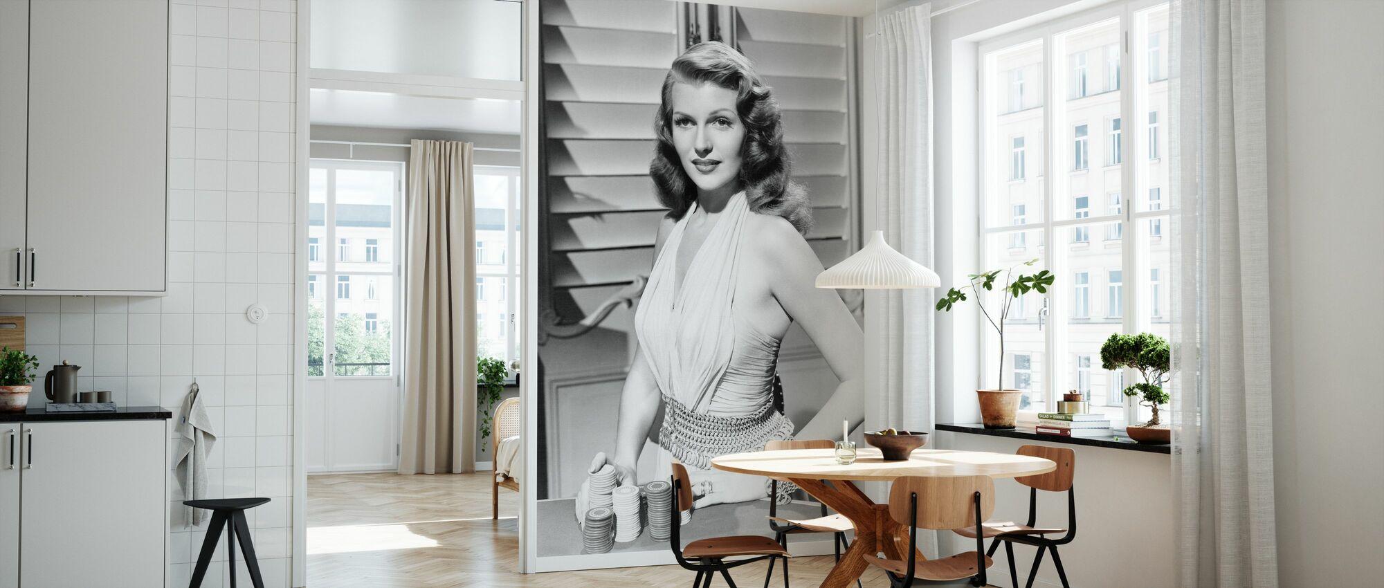 Gilda - Wallpaper - Kitchen