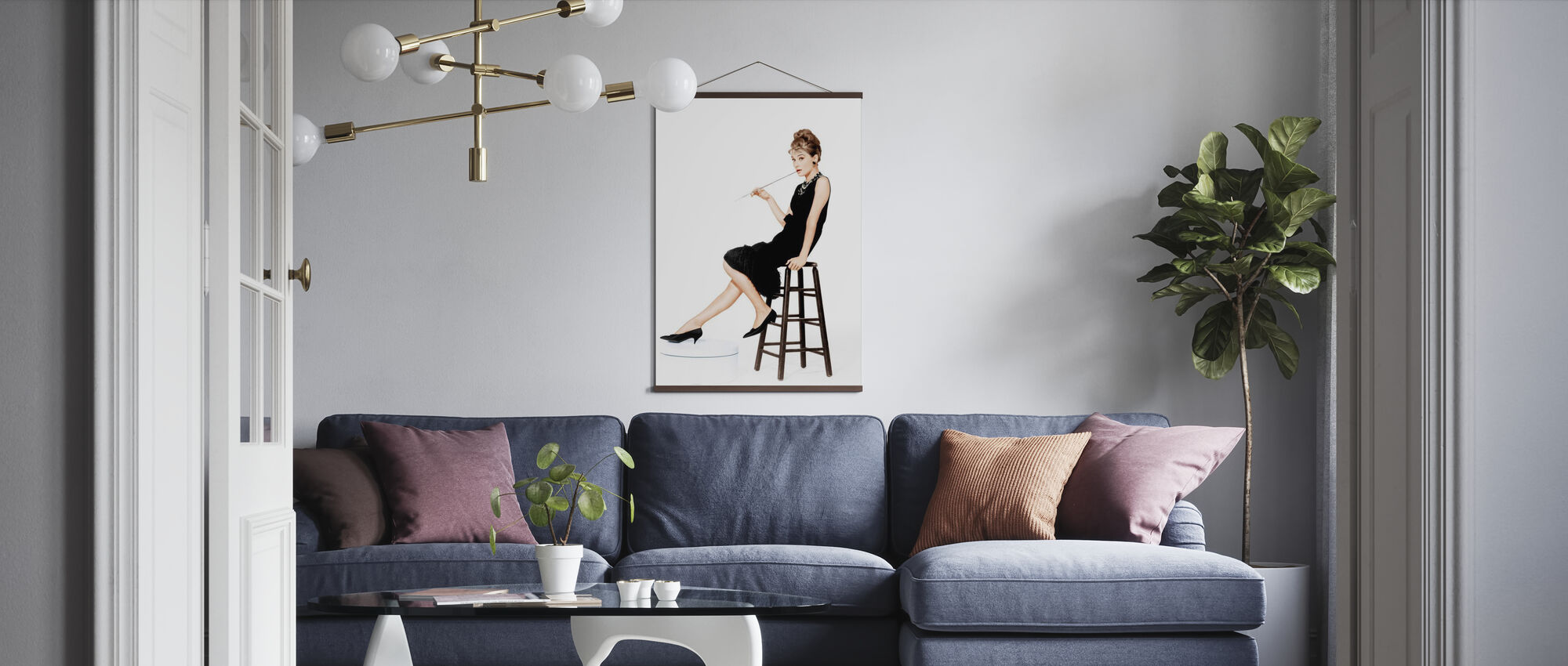 Holly Golightly - Poster - Living Room