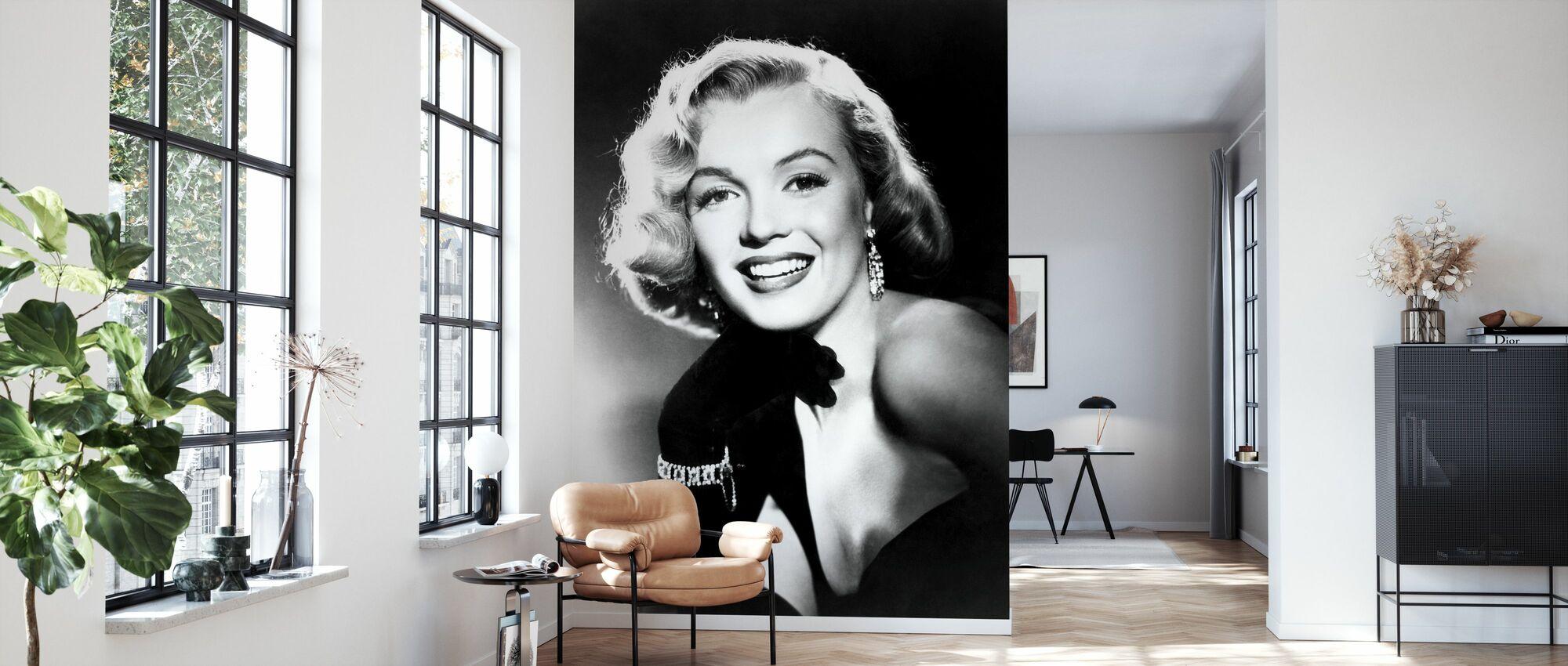 Hollywood's Elite - Wallpaper - Living Room