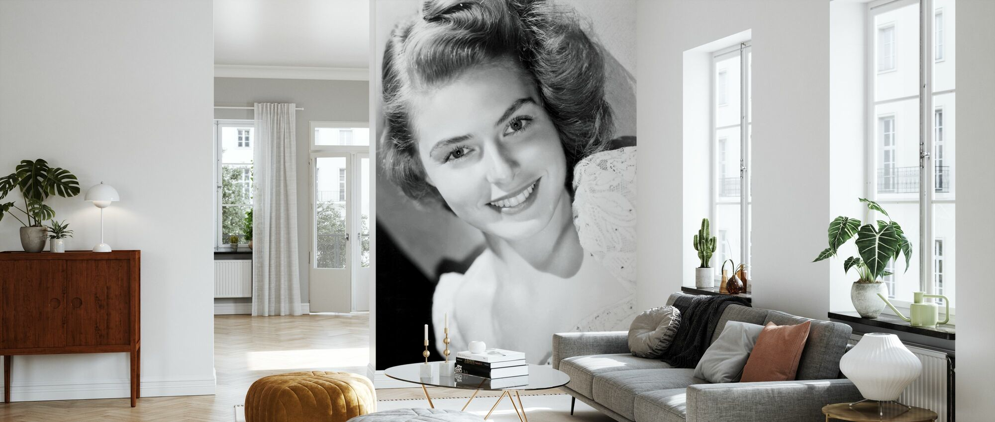 Hollywood´s Golden Age - Wallpaper - Living Room