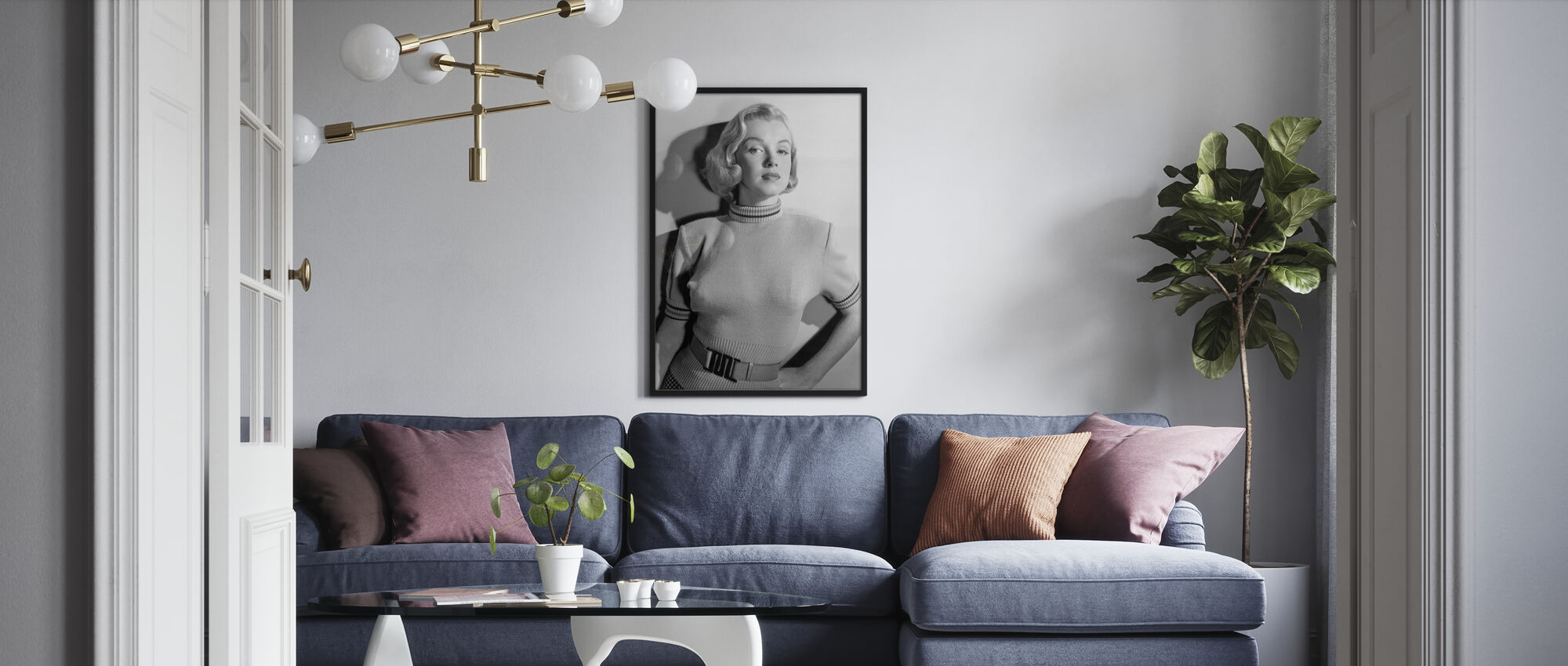 Home Town Story - Poster - Living Room