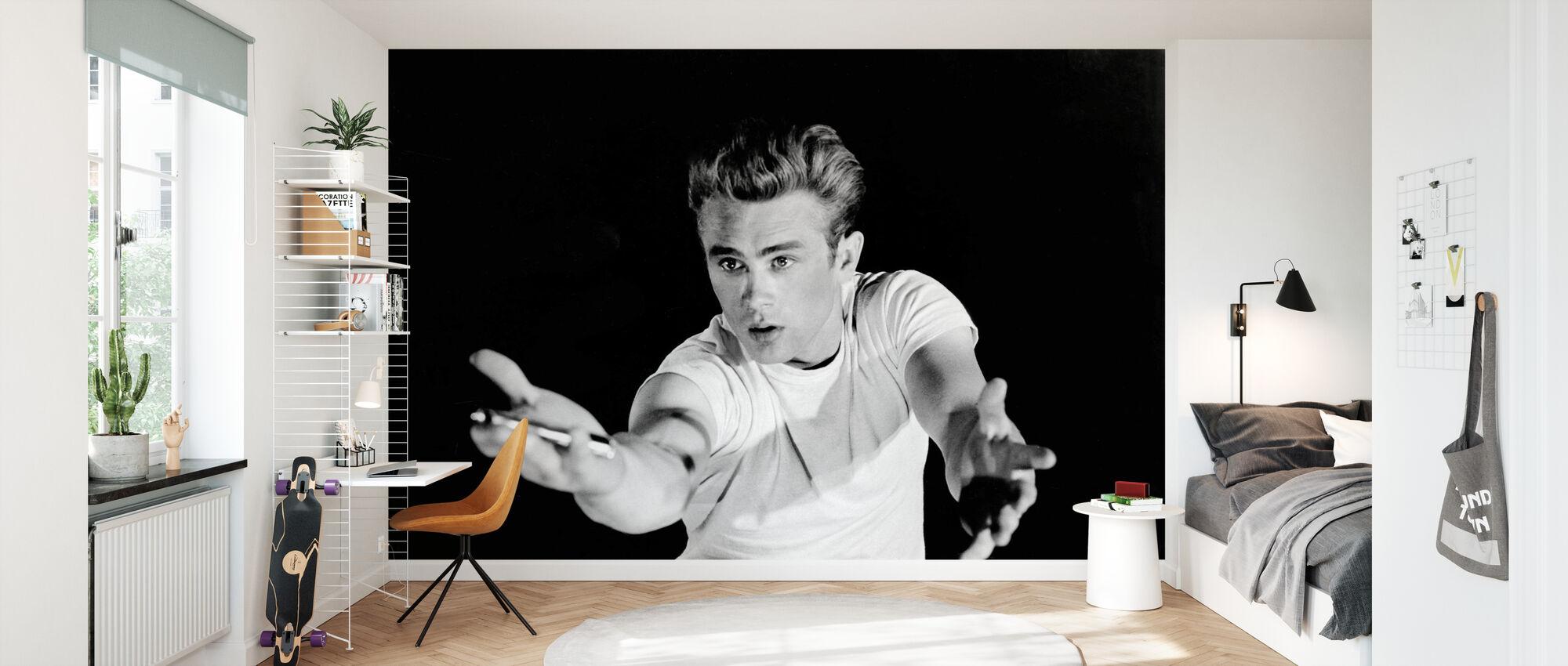 Jim Stark - Wallpaper - Kids Room