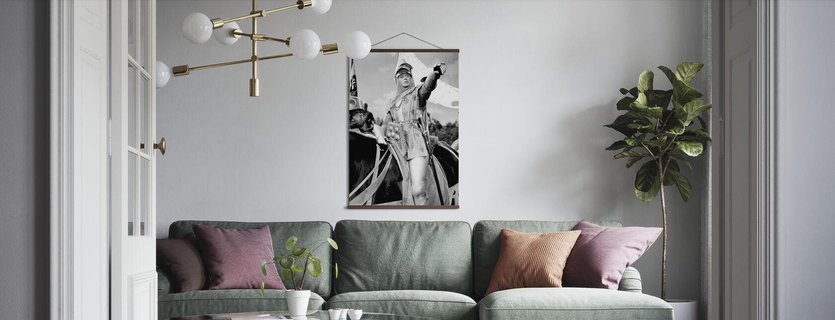 Joan of Arc - Poster - Living Room