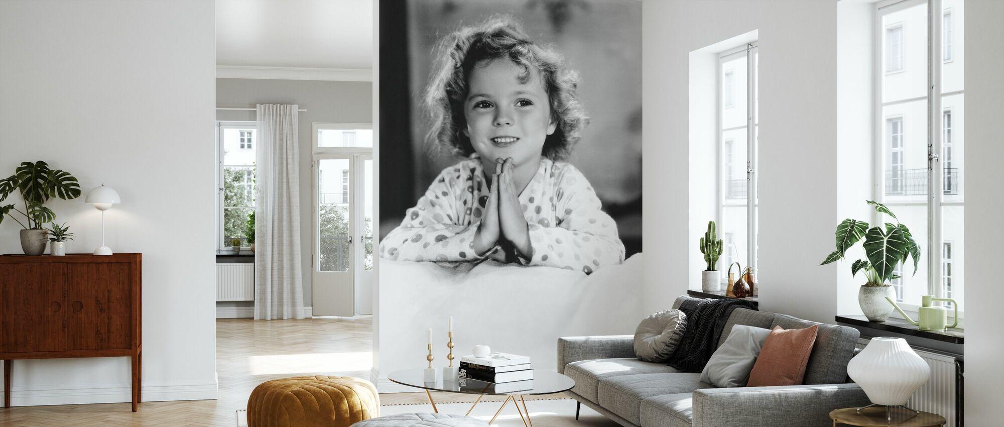Little Miss Marker - Wallpaper - Living Room