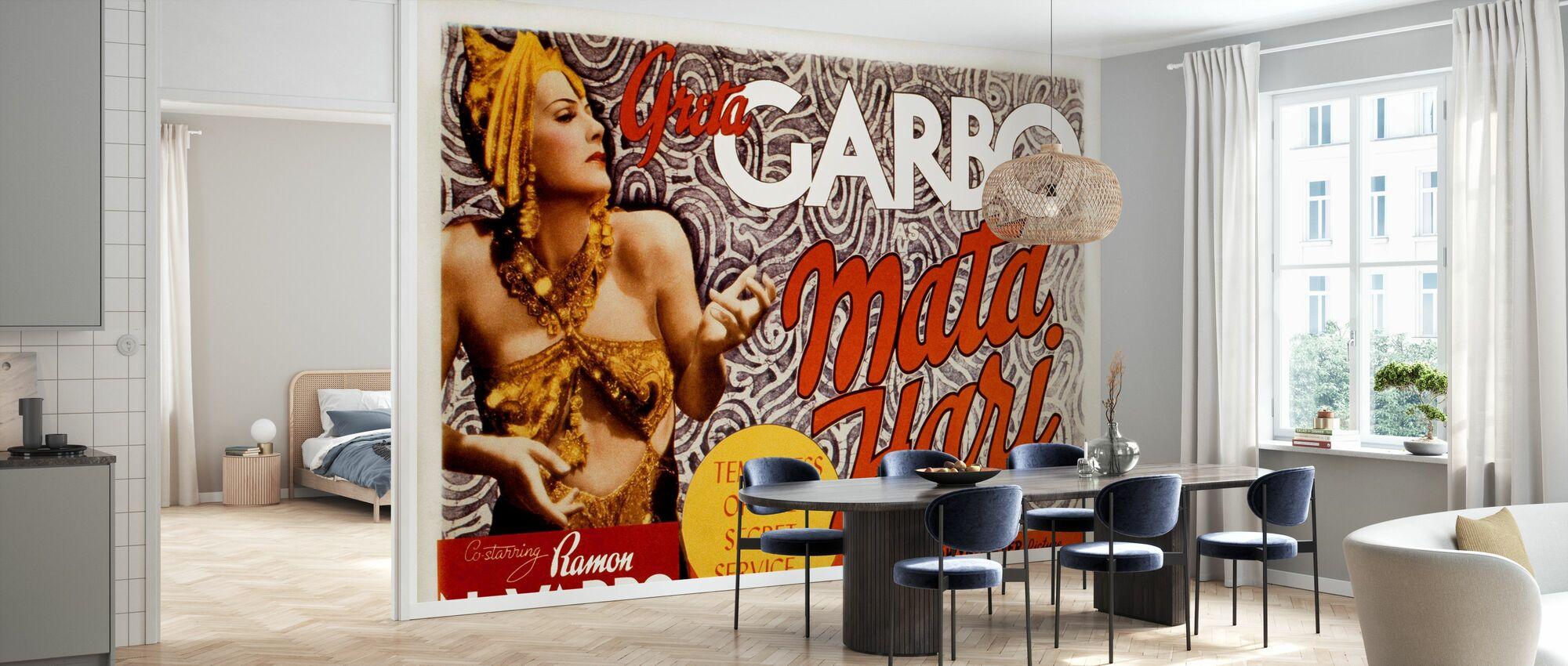 Movie Poster Mata Hari 2 - Wallpaper - Kitchen