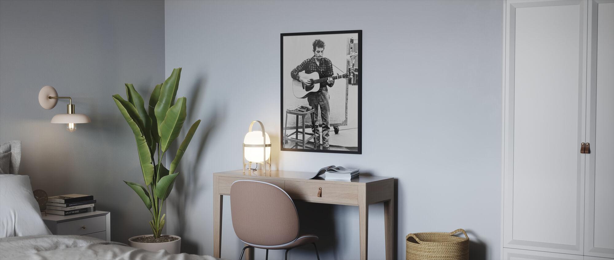 Mr Tambourine Man - Poster - Bedroom