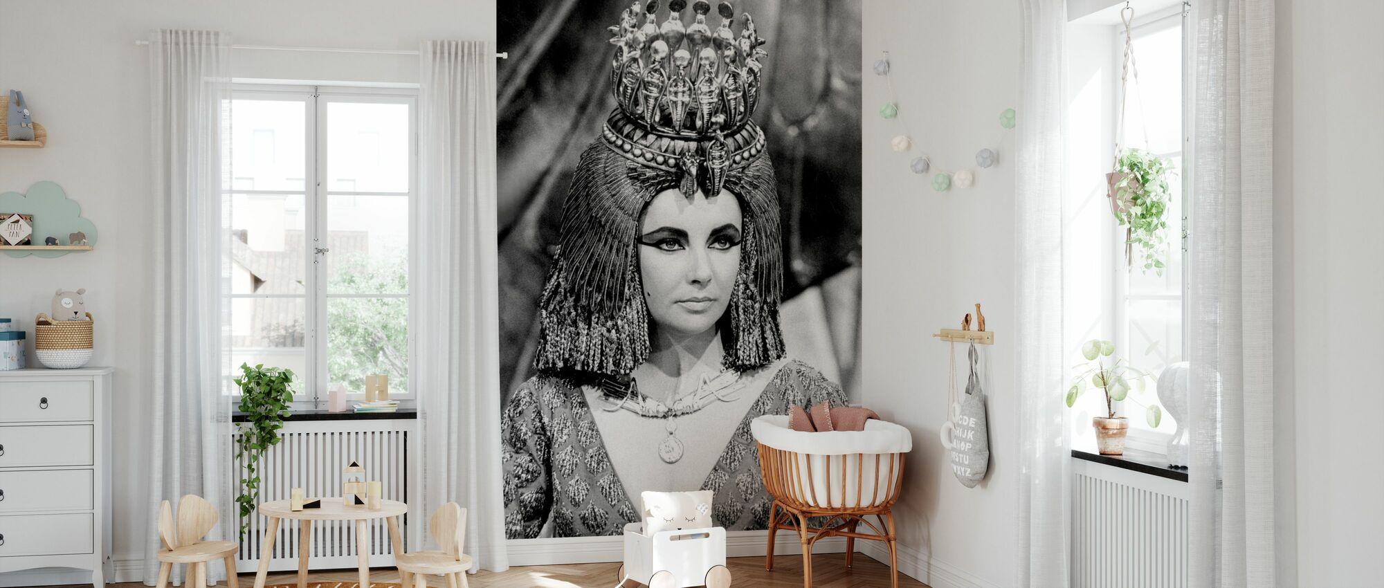 Queen Cleopatra - Wallpaper - Nursery