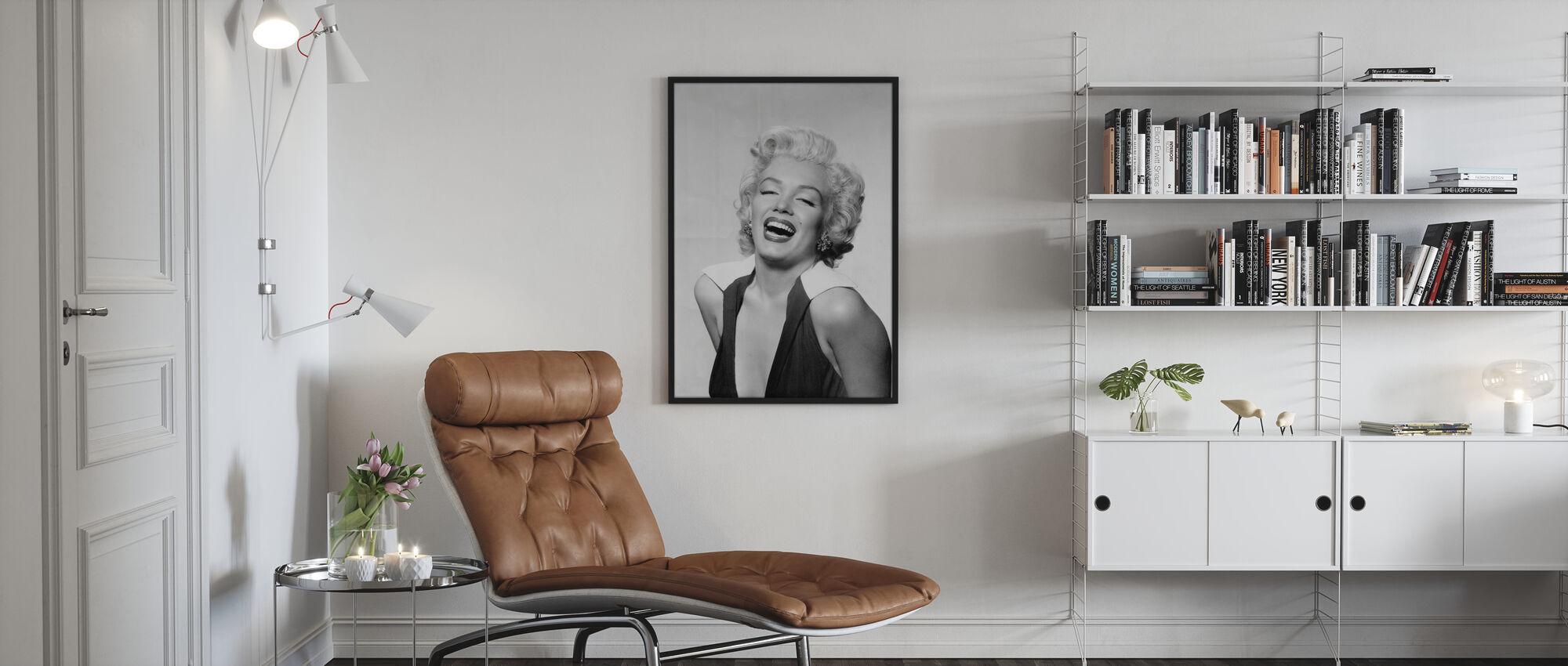 Koningin van de jaren vijftig - Poster - Woonkamer