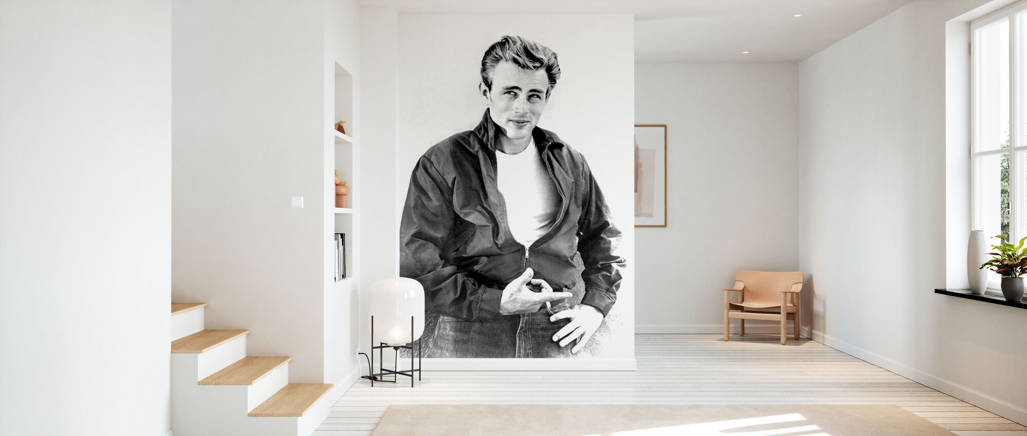 Rebel without a Cause - Wallpaper - Hallway