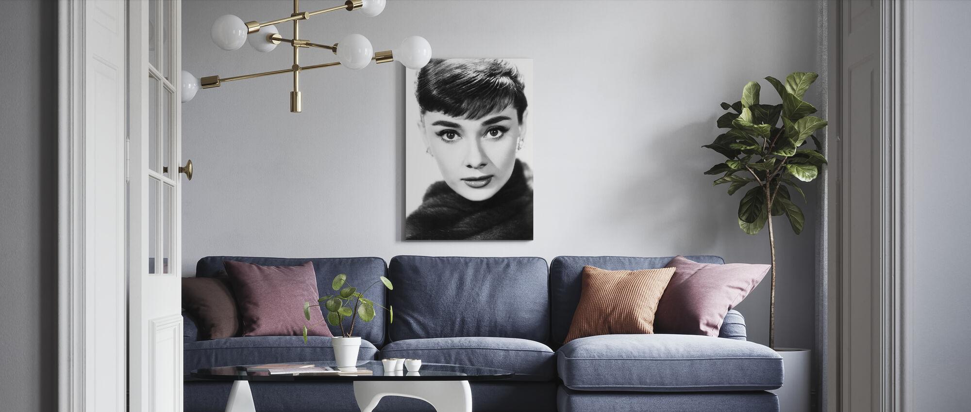 Sabrina - Canvastavla - Vardagsrum