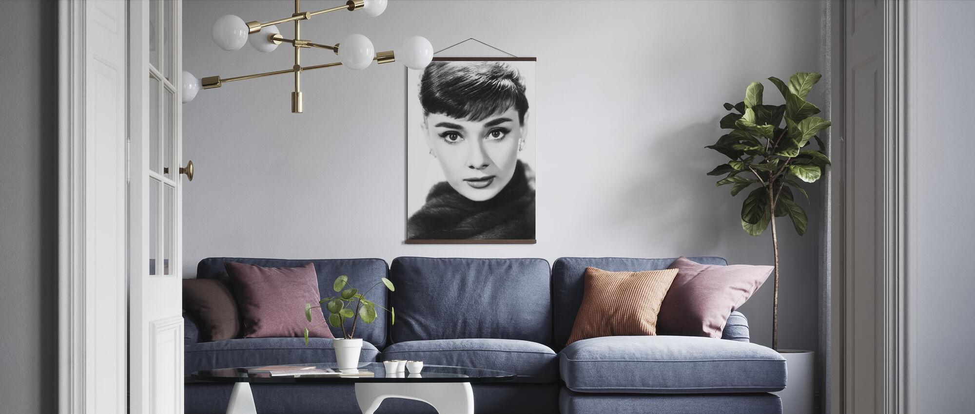 Sabrina - Poster - Wohnzimmer