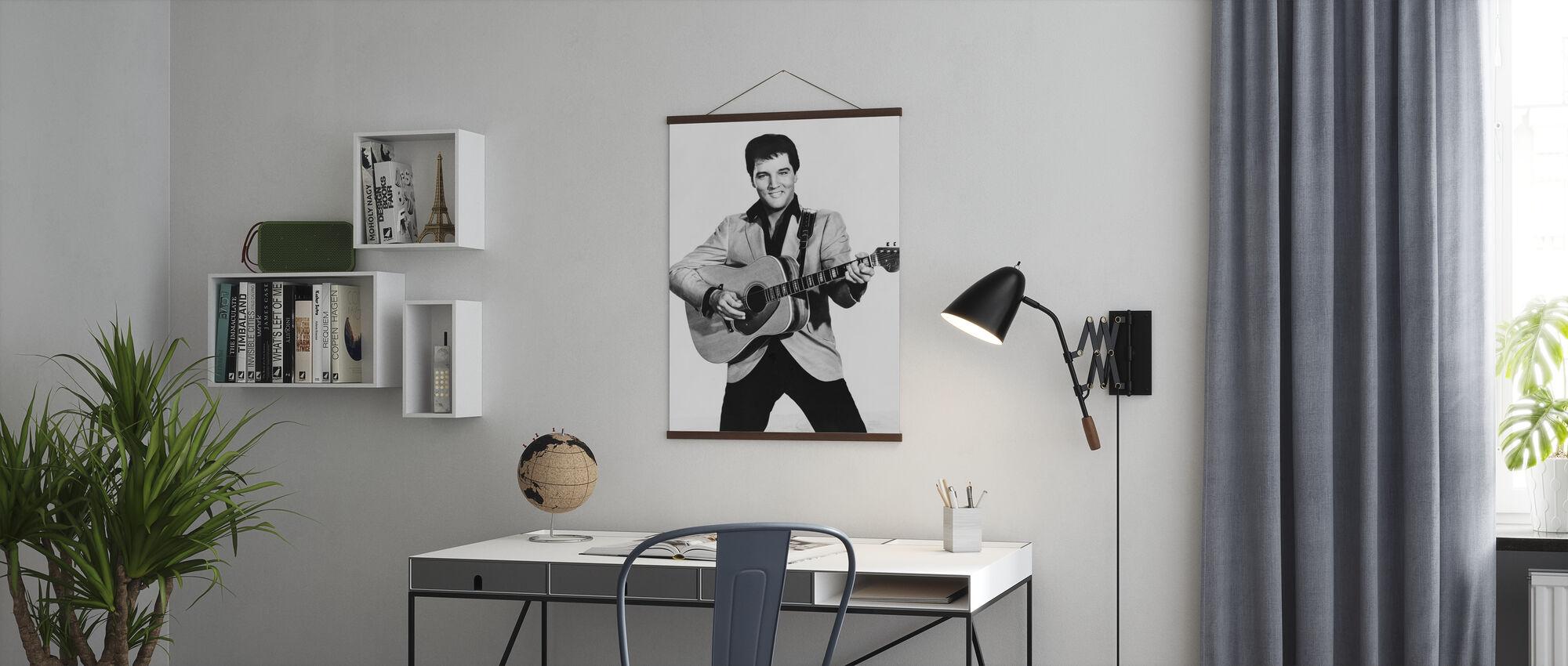 De koning 1960 - Poster - Kantoor