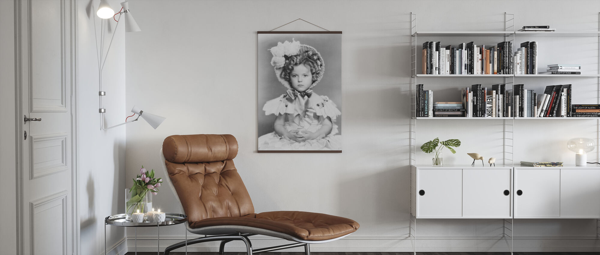 The Little Colonel - Poster - Living Room