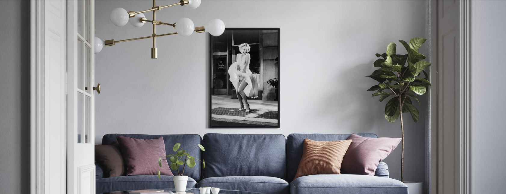 The Seven Year Itch - Poster - Living Room