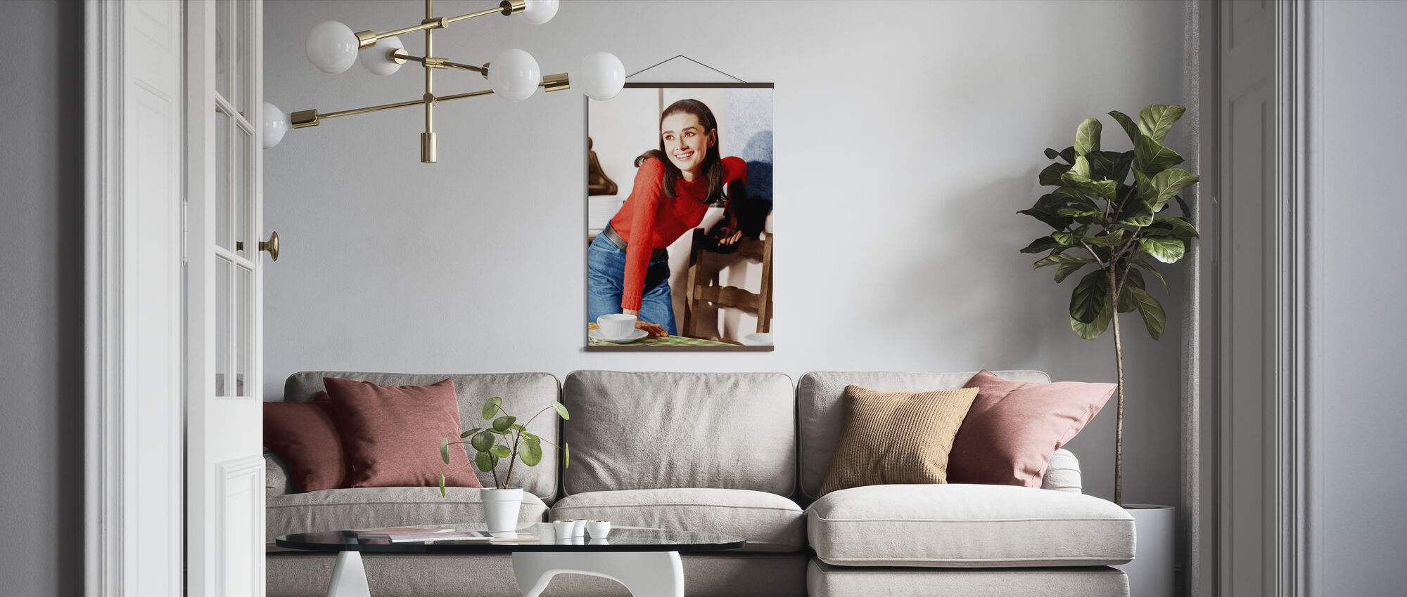 Two for the Road - Poster - Living Room